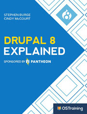 Drupal 8 Explained Book Cover